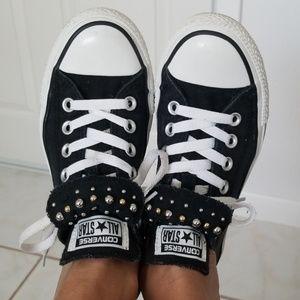 77d816556711 Women s Bling Converse Shoes on Poshmark